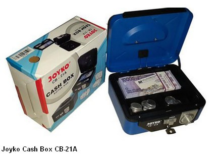 Supplier ATK Joyko Cash Box CB-21A Harga Grosir