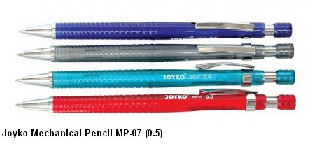 Supplier ATK Joyko Pensil Mekanik MP-07 (0.5) Harga Grosir