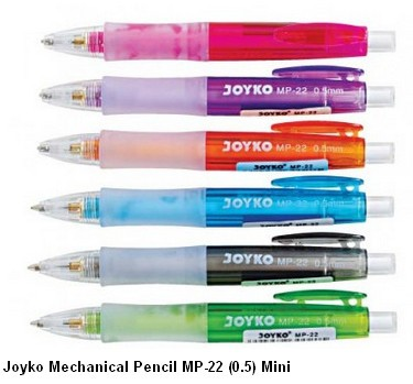 Supplier ATK Joyko Pensil Mekanik MP-22 (0.5) Mini Harga Grosir