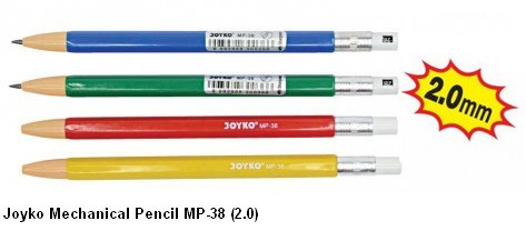 Supplier ATK Joyko Pensil Mekanik MP-38 (0.5) Harga Grosir