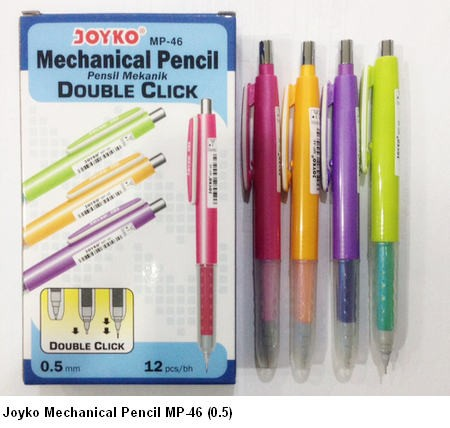 Supplier ATK Joyko Pensil Mekanik MP-46 (0.5) Harga Grosir