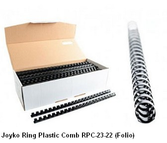 Supplier ATK Joyko Ring Plastic Comb RPC-23-22 (Folio) Harga Grosir