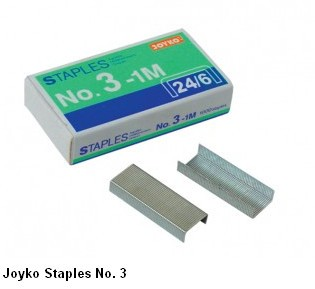 Supplier ATK Joyko Staples No. 3 Harga Grosir