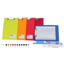 Supplier ATK Bantex 4240 A4 Clipboard with Cover Harga Grosir
