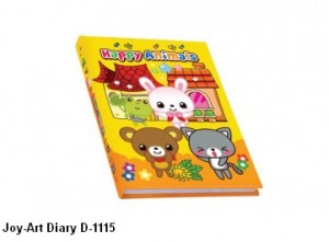 Supplier ATK Joy-Art Buku Diary D-1115 Harga Grosir