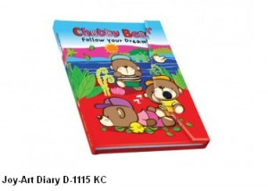 Supplier ATK Joy-Art Buku Diary D-1115 KC Harga Grosir