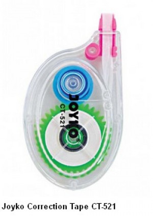Supplier ATK Joyko Correction Tape CT-521 Harga Grosir