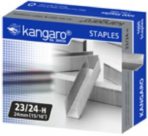 Supplier ATK Kangaro Isi Staples No.23/24-H Harga Grosir